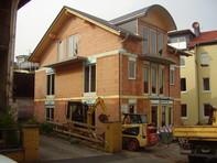 Neubau eines Mehrfamilienhaus in Mainz-Mombach