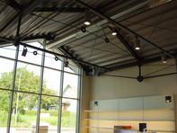 Möbelhaus-Thiex Eingangsbereich fast fertig