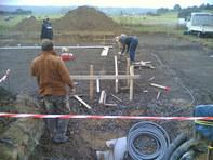 Neubau eines Einfamilienhauses in Waldalgesheim