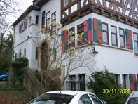 Bausanierung und Innendämmung an repräsentativen MFH in Bingen