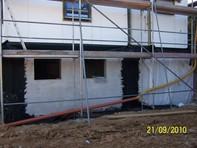 AG-Bauleitung bei Neubau eines EFH + Doppelgarage