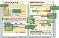 Energieausweis oder Energiepass